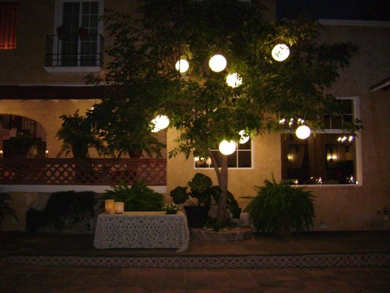 Hotel Boutique La Granja: PATIO CENTRAL