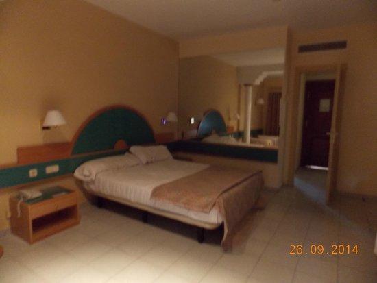 Parque San Antonio: Room 117