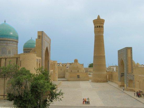 Great Minaret of the Kalon: Noi siamo li