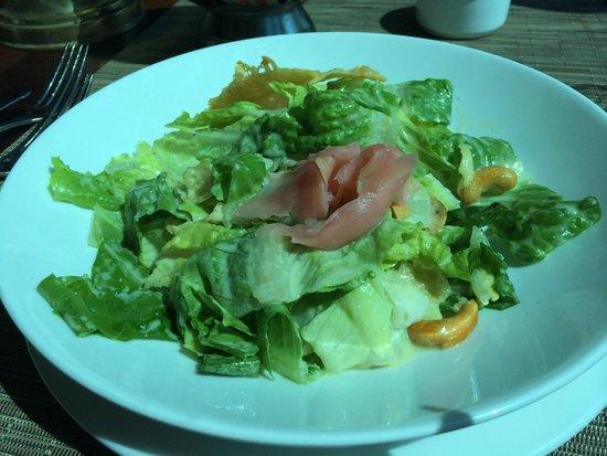 Trader Vic's: Shanghai Caesar Salad