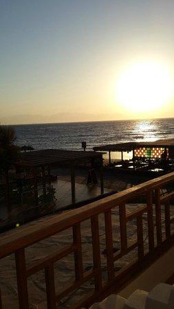 Shams Hotel: sun rise