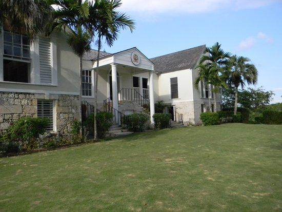 Good Hope Plantation: The main house