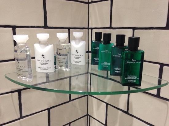 Swynford Manor : bathroom products