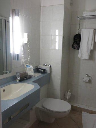 Apartment-Hotel Hamburg Mitte : Toilette