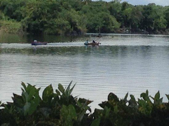 Villas Mombacho: A view of the beautiful Lake Nicaragua