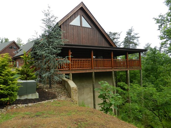Attirant Bear Creek Crossing Resort: Memory Keeper Cabin