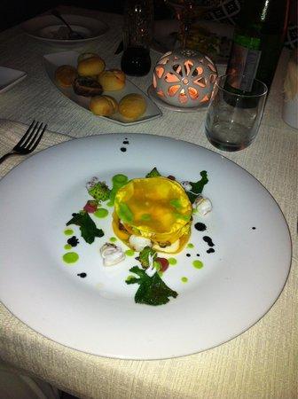 Il Papavero: Lasagna con ripieno ai frutti di mare e verdure