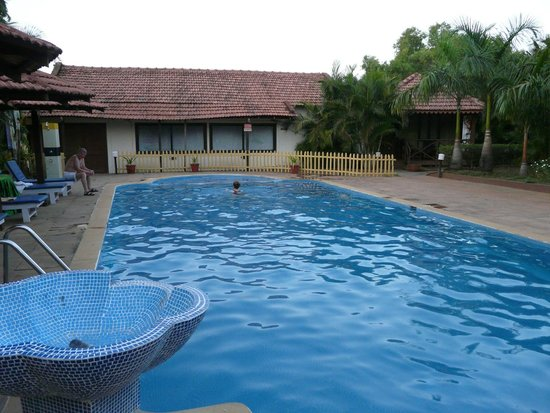 Goa Beach House Piscine
