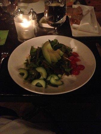 Next Door by Wegmans: Field Greens Salad