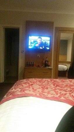 BEST WESTERN Kings Manor Hotel: Room 105 lovley room