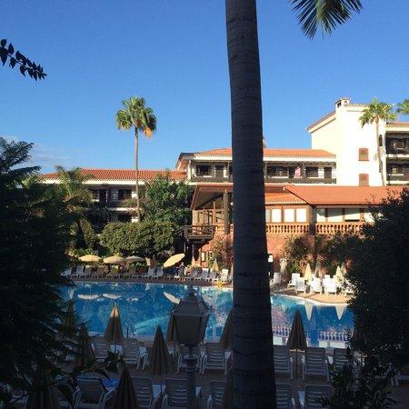 Hotel Parque Tropical : Pool