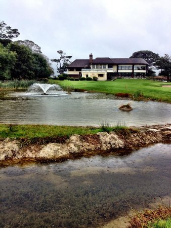 Killarney Golf & Fishing Club: Coming up the 18th on Killeen course.