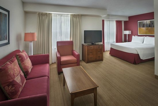 Residence Inn Marriott: Studio Suite