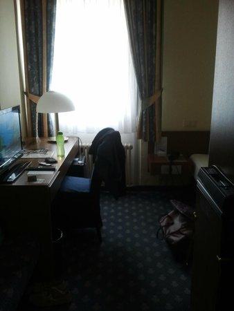 Hotel Konigshof The Arthouse: im großen & ganzen mein Zimmer