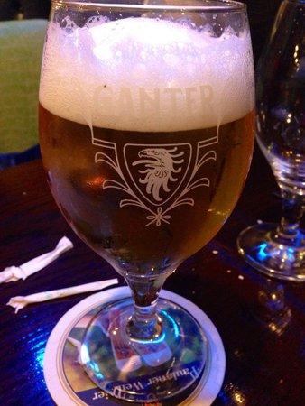 The Boozer Cafè: Birra chiara Ganter della Foresta Nera