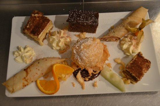 Verano Aachen dessert variation picture of restaurant verano aachen tripadvisor