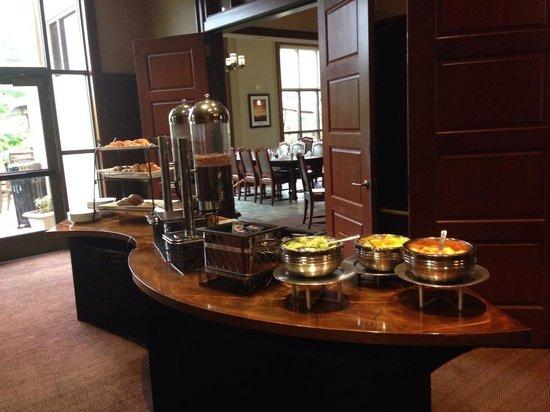 Sheraton Tarrytown Hotel: breakfast