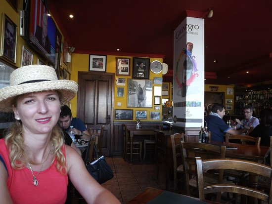 Caffe Bocconcino : Nice and friendly