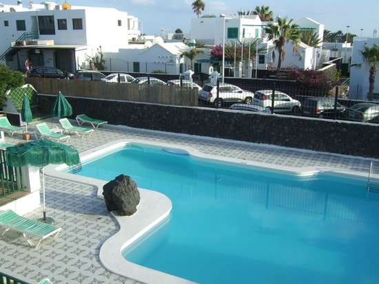 Apartments Las Acacias: View from room 18