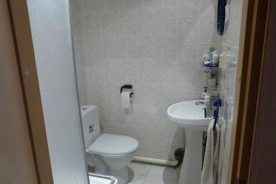Concordia : Ванная комната