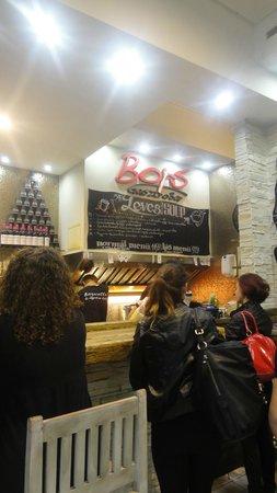 Bors GasztroBar: Siparişimizi verdik, bekliyoruz...