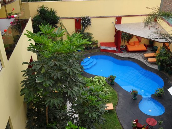 Peru Star Apartments Hotel: Great place to relax