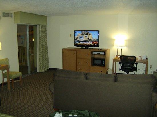 Ramada Marquette: Big Room