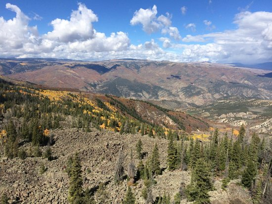 Glenwood Adventure Company : From the Top