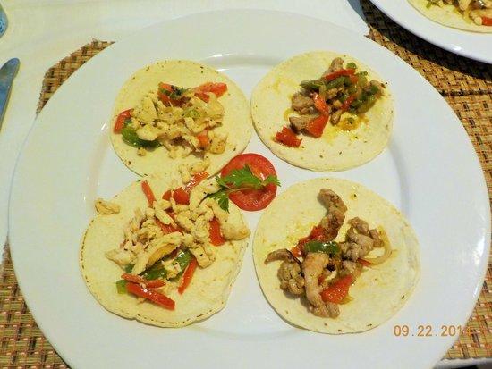 CIBO TRATTORIA Tacos
