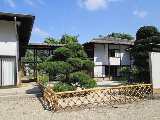 Japanese Pavilion: Vista externa do Pavilhão