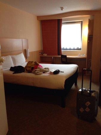 Ibis London City-Shoreditch: Room 442