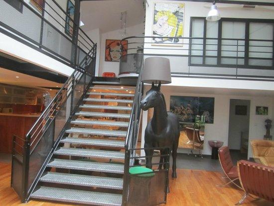 Chambre Loft Vintage Lyon: Picture of chambres d hotes loft ...