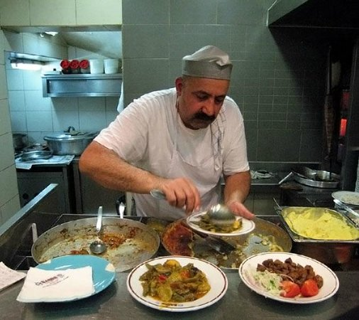 Culinary Backstreets -Tours: CB Istanbul Walks