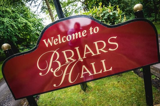 Briars Hall Country House Hotel: Welcome to Briars Hall
