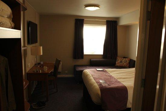 Premier Inn Whitehaven Hotel: Room 308