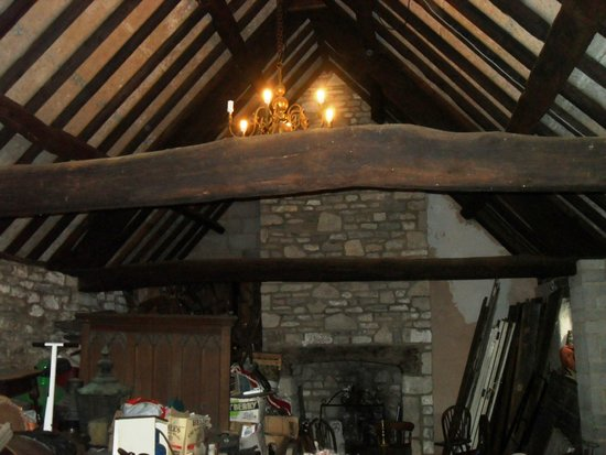 Ancient Eves In The Attic Picture Of Ancient Ram Inn