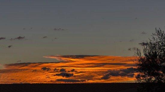 Best Western Canyon De Chelly Inn : Sunrise