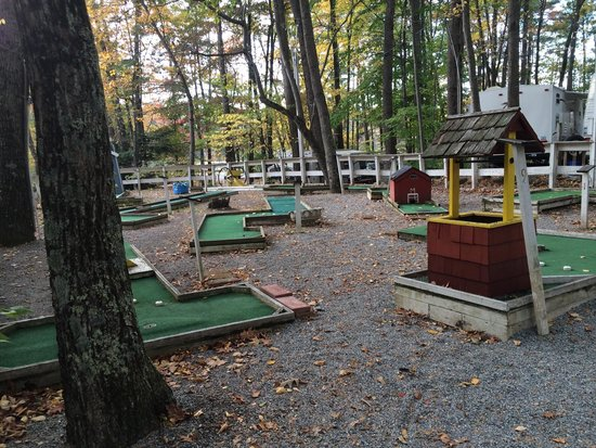 Mile-Away Campground