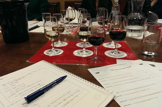 East London Wine School - Tasting Events and WSET courses