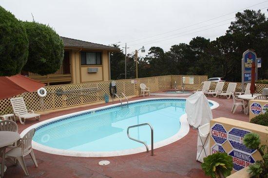 Monterey Best Western Park Crest Inn