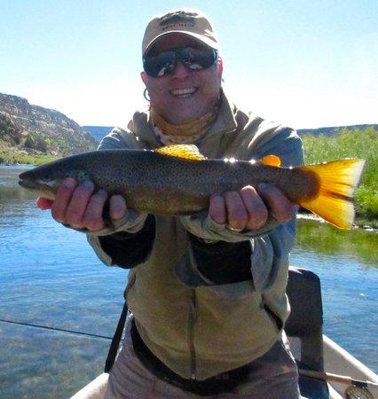 Soaring Eagle Lodge: Epic Fishing