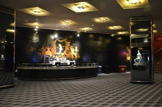 Radio City Music Hall Art Deco Interior
