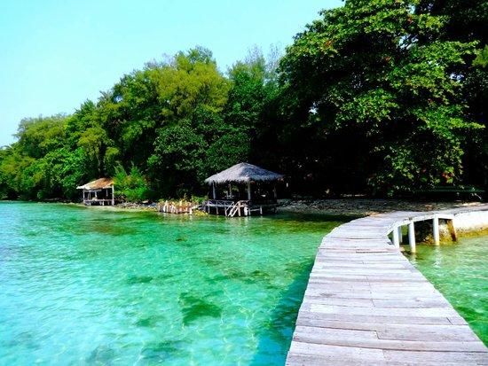 Alam Kotok Island Resort: Kotok Island