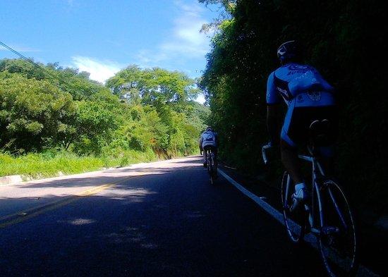 Bici Bucerias : Heading down the road