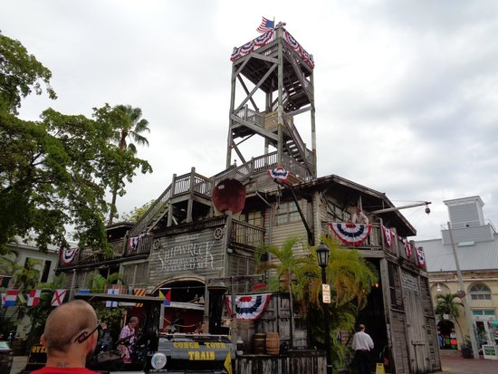 Key West Shipwreck Treasure Museum : From the ground
