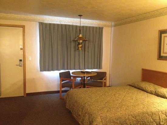 Timbers Motel: Room