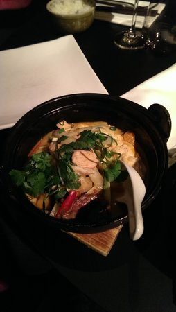 Little Asia: main dish