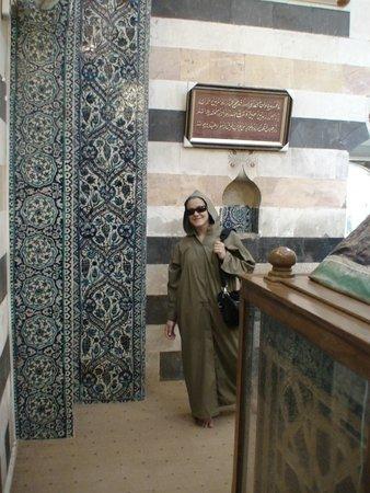 Saladin (Selahedîn) Mausoleum: saladin