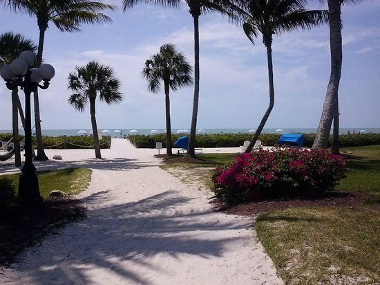 Sanibel Island Hotels: Picture Of Sanibel Island Beach