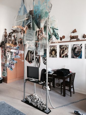 Arte Luise Kunsthotel: La mia camera :)))